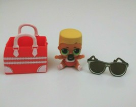 LOL Surprise Doll Lil Brother Swag Boi Boy With Accessories - $11.64