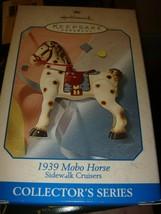 Hallmark 1996 1939 Mobo Horse Sidewalk Cruisers Series Ornament - $10.99
