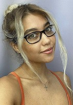 New BURBERRY B 8021 0635 54mm Tortoise Cats Eye Rx Women's Eyeglasses Frame - $129.99
