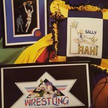 Sports Fast Action Cross Stitch Leaflet 61 Stoney Creek 1989 Karate Foot... - $11.99