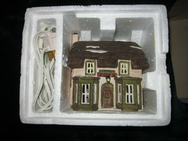 1986 Department 56 Dickens Lane Cottage Toys Shop Retired 6507-2 Mint in... - $24.70