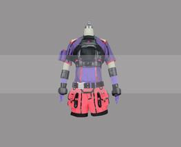 Sword Art Online: Fatal Bullet Konno Yuuki Cosplay Costume Buy - $158.00