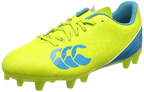Canterbury Men's Rugby Boots, Yellow (Sulphur Spring), 10 UK