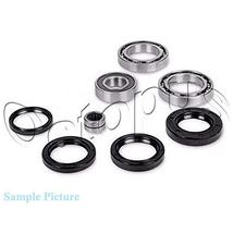Compatible for Honda TRX350D FourTrax Foreman 4x4 ATV Bearings Kit Rear ... - $31.35