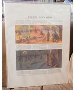Injun Summer Cartoon Reprint Art Plaque John T. McCutcheon 1912 Chicago ... - $346.50