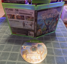 Sports Rivals game disc w/case great shape (Microsoft Xbox One, 2014) - $19.95