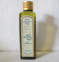 L'Occitane  Olive Harvest Face Cleansing Oil DISCONTINUED 4.2 oz - $30.00