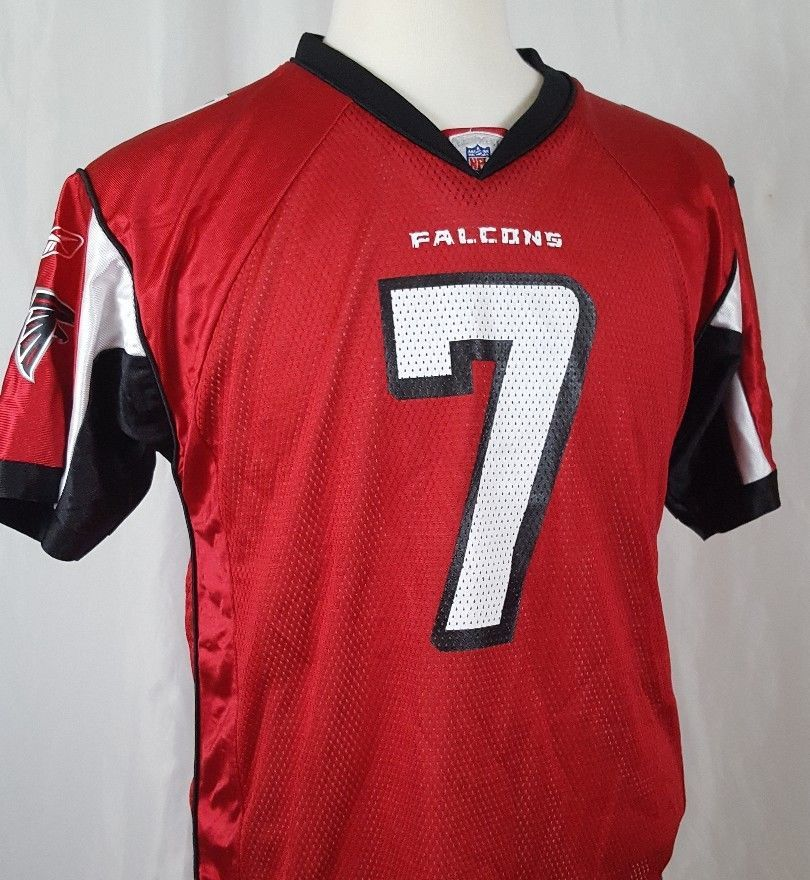 Primary image for Michael Vick #7 Atlanta Falcons Football Jersey Reebok Youth Size X-Large 18-20