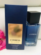 1 New in Box Mens Cypress Cologne-Signature Collection-Bath & Body Works EDT - $19.99