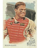 2019 Topps Allen and Ginter #90 Ivan Rodriguez  - $0.50