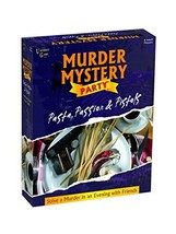 Murder Mystery Party Games - Pasta, Passion & Pistols - $18.86