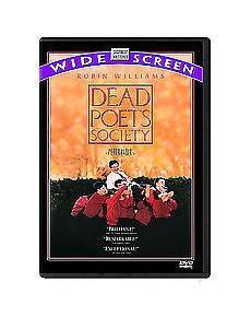 Dead Poets Society [DVD Used VG] Robin Williams