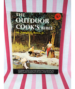 Awesome Vintage 1963 The Outdoor Cook's Bible by Joseph D. Bates, Jr.  - $14.00