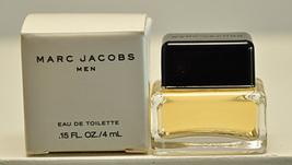 Marc Jacobs Men Edt 4ml 0.15 Fl. Oz. Miniature Not Spray Rare Vintage 2002  - $80.00