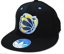 Memphis Grizzlies M133Z NBA Team Logo Flat Bill Basketball Cap Hat L XL - $18.99
