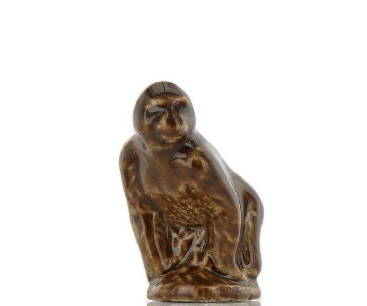 Wade Whimsie Miniature Brown Gorilla