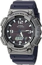 Casio Men's 'Tough Solar' Quartz Resin Casual Watch, Color Black (Model:... - $49.78