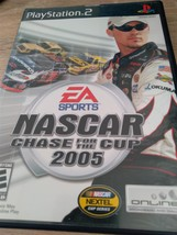 Sony PS2 Nascar 2005: Chase For The Cup - $10.00
