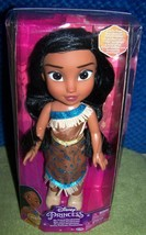 "Disney Princess My Friend Pocahontas Doll 14""H New - $27.50"