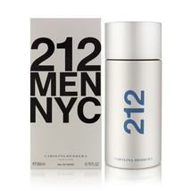 "212 for Men by Carolina Herrera EDT Spray 6.7 oz/ 6.8 oz/ 200 ml New ""HU... - $92.00"