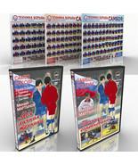 Sambo Wrestling(3 POSTERS) + DVD Sambo Wrestling. + DVD Sambo Wrestling . - $37.31