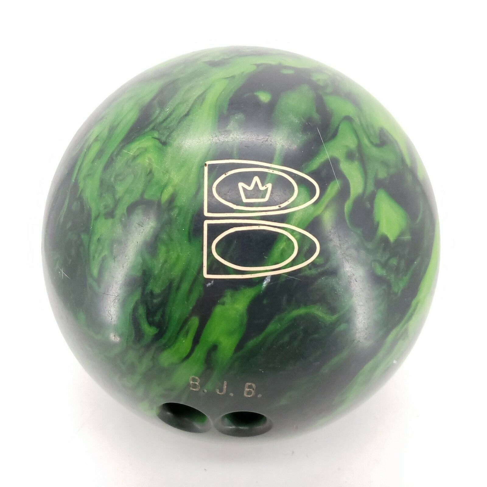 Primary image for TZone Brunswick Green 10Lbs Pre Drilled Bowling Ball