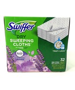 Swiffer Sweeper Dry Sweeping Cloth Pad Refill, Febreze Lavender Scent (3... - $19.79