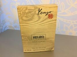 Rare Vintage Kenzo Pour Homme Edt 1.7oz/ 50 Ml & 3.4oz/ 100ml - $137.61+
