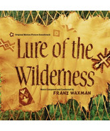 Lure Of The Wilderness - Soundtrack/Score CD ( NEW SEALED ) - $36.80