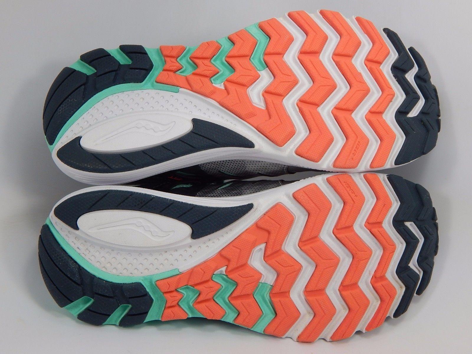 Saucony Zealot ISO 2 Women's Running Shoes Size US 8 M (B) EU 39 Silver S10314-1