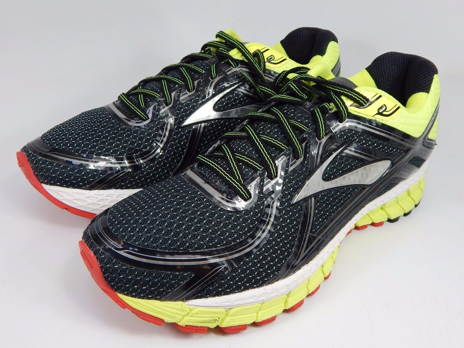 Brooks GTS 16 Men's Running Shoes Size US 9 M (D) EU 42.5 Black 1102121D081