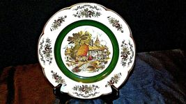 Ascot Service Plate by Wood and Sons  AA20- CP2238 Vintage image 3