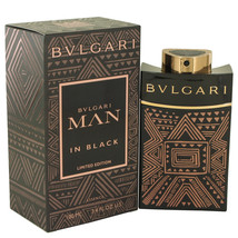 Bvlgari Man In Black Essence 3.4 Oz Eau De Parfum Cologne Spray image 6