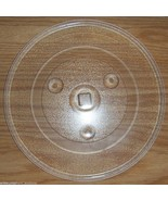 "10 7/8"" GE #WB49X673 #WB49X681 Microwave Glass Turntable Square Drive   ... - $49.49"