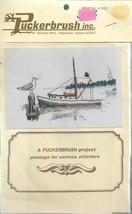 Cross Stitch Pattern Booklet-Puckerbrush Pattern-Morning Mist - $7.66