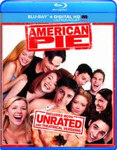 American Pie (Blu Ray/Digital Hd W/Ultraviolet) (New Packaging)