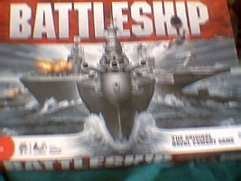 2011 Hasbro Battleship  game Complete with 2 game boards and all ships and pegs - $10.00