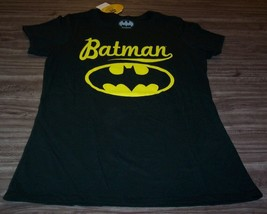 Women's Teen Vintage Style Batman Dc Comics T-shirt Medium New w/ Tag - $19.80
