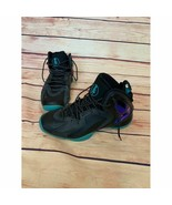NIKE Lil Penny Posite Hyper Jade Flight Shoes, Reflective Colorway, Mens 8.5 - $130.00