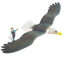 "Geospace Geoglide Freedom Eagle Glider with 33"" Wingspan - $43.41"