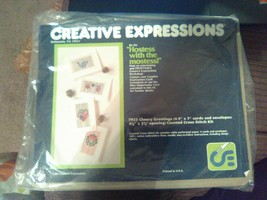Creative Expressions - The Hostess With The Mostess - Hanging card kit - $10.45