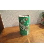 Alaska AK turning 7up vintage pop soda metal can Scalping Alaskan range - $10.99