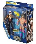 Papa Shango & Ultimate Warrior WWE Elite Hall of Fame Figures by Mattel ... - $138.59