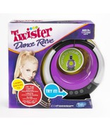 Twister Dance Rave Game 2013 Hasbro battery operated party  H20 - $24.77