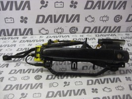 2011 Toyota Prius Exterior Front Left Driver Side Outer Door Handle Black - $34.96