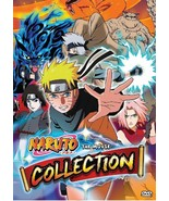 NARUTO Movie Collection 11 Movies box set Anime ENGLISH Dubbed Ship From... - $28.21