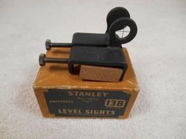 VTG Stanley SW Level Sights No.138 NOS Sweetheart Sweethart Era Rare - $127.39