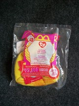 2000 McDonald's Teenie Beanie Baby Slither The Snake New # 2 In Series - $1.35