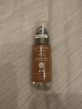 Revlon  Colorstay Makeup  Foundation Normal/Dry 410 Cappuccino. New - $9.85