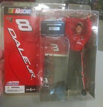 2004 Dale Earnhardt Jr Nascar Action Figure - Series 4 - McFarlane Dayto... - $12.59